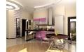 Дизайн интерьеров кухни.