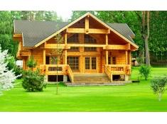 Дом из дерева: «за» и «против»